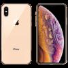 iPhone XS ゴールド